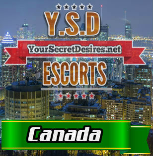 Canada Escorts Location
