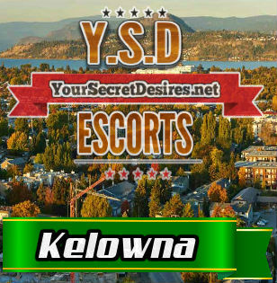 Kelowna Escorts Location