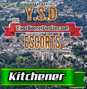 Kitchener Escorts Location