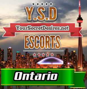 Ontario Escorts Location